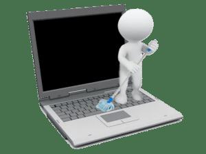 Как почистить ноутбук чтобы не тормозил?