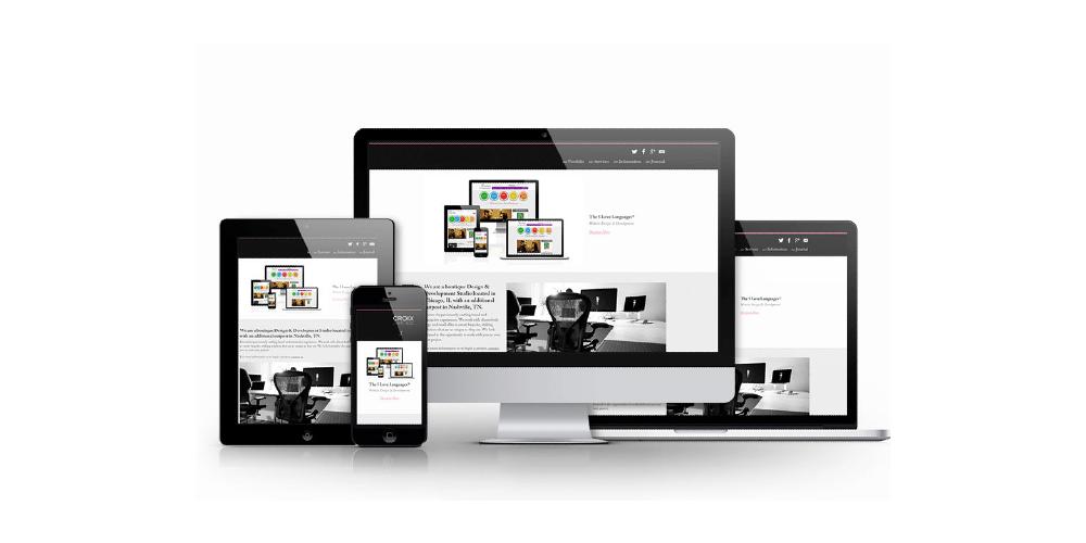 Разработка и продвижение сайта - Web студия NB-pro